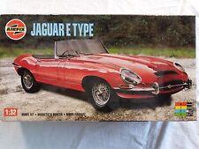 JAGUAR E Type - Maquette AIRFIX 1/32 - Etat neuf