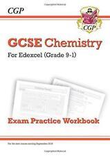 Nuevo Grado 9-1 Gcse Chemistry: Edexcel Exam Práctica Workbook por Cgp Libros