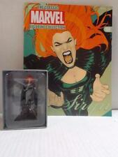Eaglemoss Classic Marvel SIRYN Lead MIB Figure with Magazine X-Men X-Force NICE