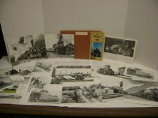 Vintage Lot of 30 Canadian Pacific  Railroad Calendar Pictures