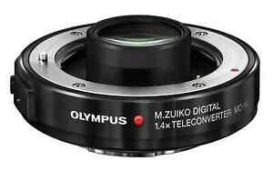 Olympus MC-14 1.4x Teleconverter Lens