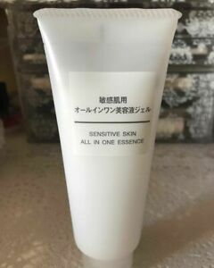 Made in JAPAN MUJI Sensitive skin All-in-one Essence gel 100g