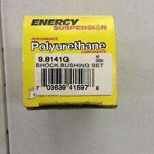 ENERGY SUSPENSION SHOCK BUSHING SET 9.8141G