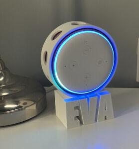 Amazon Echo Dot 3rd Generation Personalised Holder/Wall Bracket