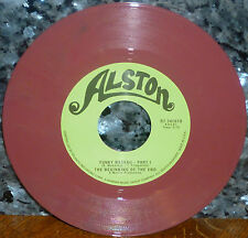 """*<*  BEGINNING OF THE END """"FUNKY NASSAU"""": UNPLAYED MINT RED VINYL TOP 20 HIT 45!"""