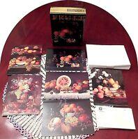 27 Boston Museum Of Fine Arts Note Cards 26 Recipe Card Enclosures 30 Envelopes
