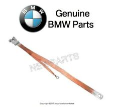 For Bmw E10 1602 1967-1971 2002 1968-1972 Negative Battery Cable Genuine