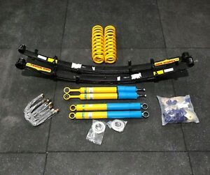 FORD RANGER PX PX2, BILSTEIN 2'' 50ML SUSPENSION LIFT KIT WITH TOUGH DOG REARS