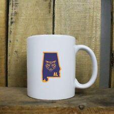 Original I Tiger Alabama Classic University Style Coffee Mug Tea Cup Auburn