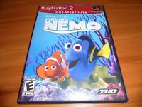 Finding Nemo (Sony PlayStation 2 2003)  PS2 Complete