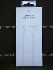 Genuine Apple Lightning to 30-pin adapter 8-pin to 30-pin Dock HIFI Converter