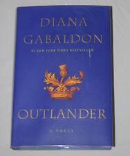 NEW Signed OUTLANDER Diana Gabaldon Autographed Hardcover +mylar archival cover!