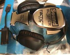 Sound Blaster Tactic3D Sigma Pro Gaming Headphone Headset