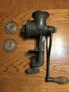 Vintage Cast Iron Meat Grinder