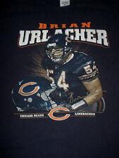 Chicago Bears-Linebacker-Football-Brian Urlacher-54-T Shirt-XL