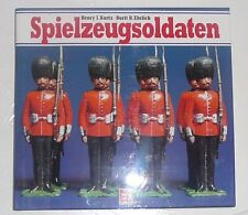 SpielzeugSoldaten Art of the Toy Soldier, RARE GERMAN ED. Hardcover  NEW MINT