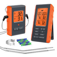 Digital Probe Thermometer Temperature Kitchen Oven Grill Cooking BBQ Meat Food