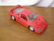 Jouet Tonka: voiture collection Ferrari F40, échelle 1/18è