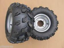 Quad ATV Buggy Golf Cart rear wheel rim and tyre 18 x 9.50 - 8 Pair