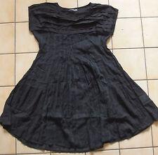 Robe - Tunique noire - Marque Marylin & John - Taille S 1