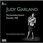 Judy Garland : The Amsterdam Concert CD***NEW*** FREE Shipping, Save £s