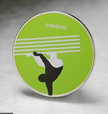 OLYMPIC PINS BADGE 2018 PYEONGCHANG SOUTH KOREA SAMSUNG SPONSOR - SNOWBOARDING