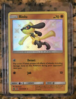 Pokemon Riolu SV21/SV94 Shiny Holo Rare Card Hidden Fates - Mint Psa ?? 🔥🔥