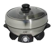 New SPT (SS-301) Multi-Cooker: Shabu-Shabu & Grill Steamer Kitchen Electric Pot