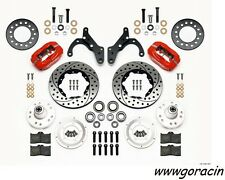"1965-1968 Impala,Bel Air Wilwood Dynalite Pro Series Front Brake Kit,11"" Rotors."