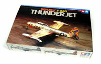 Tamiya Aircraft Model 1/72 Airplane Republic F-84G THUNDERJET Scale Hobby 60745