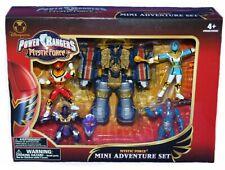 Power Rangers Mystic Force Solor Train Megazord Mini Set Disney Store Exclusive