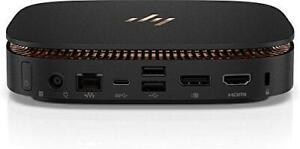 HP Elite Slice 3.2 GHz Intel Core  i3-6100T USFF 8GB 500GB HDD Win 10 Pro