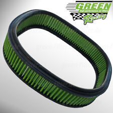 Green Sportluftfilter für Ford Scorpio & Sierra 75 & 105PS Luftfilter