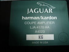 JAGUAR XK8 HARMON KARDON AMPLIFIER LJA4170AA