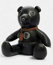 NEW! LIMITED EDITION Coach | Marvel Black Panther Collectible Bear