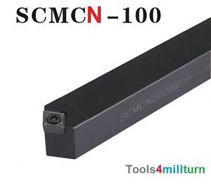 Drehmeißel Drehen SCMCN 1616 H09-100 NEU Lagerplatz C3