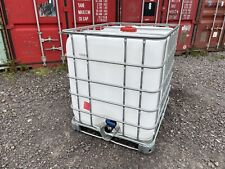 More details for used 1000l ibc tanks