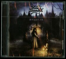 King Diamond Abigail II: The Revenge German CD new Metal Blade 3984-14379-2