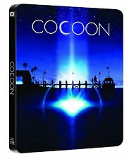 Cocoon Limited Edition Steelbook Blu-ray UK Exclusive Region B NEW SEALED