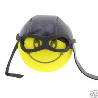 Lovely Yellow Pliot Antenna Balls Car Aerial Ball Antenna Topper Decor Ball New