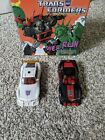 Transformers Collectors Club Timelines Exclusive Over-Run (Runabout) And...