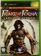 PRINCE of PERSIA - l'AME du GUERRIER jeu pr console XBOX Microsoft complet testé