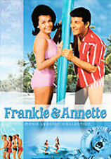 The Frankie and Annette Collection (DVD, 2007, 4-Disc Set)-18611-325-017