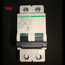 16A DC Breaker 250V Circuit Breaker 2 Pole - Solar Isolator C65H-DC