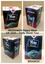 BRANCH - McDonald's Happy Meal Toy UK 2020 Trolls World Tour Brand new in box