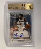 2012 Panini Prizm Kyrie Irving Rookie Auto BGS 9.5/10 GEM MINT RC SP Nets PSA