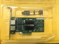 HP NC360T PCI-E DUAL PORT ADAPTER 412646-001 412651-001 Adapter Board