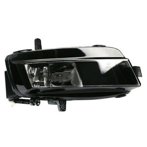Front Right Bumper Driving Fog Light Lamp Accessory Fit For VW Golf MK7 2012-16