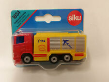 SIKU SUPER PROMOTION 1034 Fire engine 1:55 - Diecast Model NEW