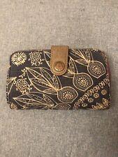 Weird Fish Ladies wallet /purse ,Blue